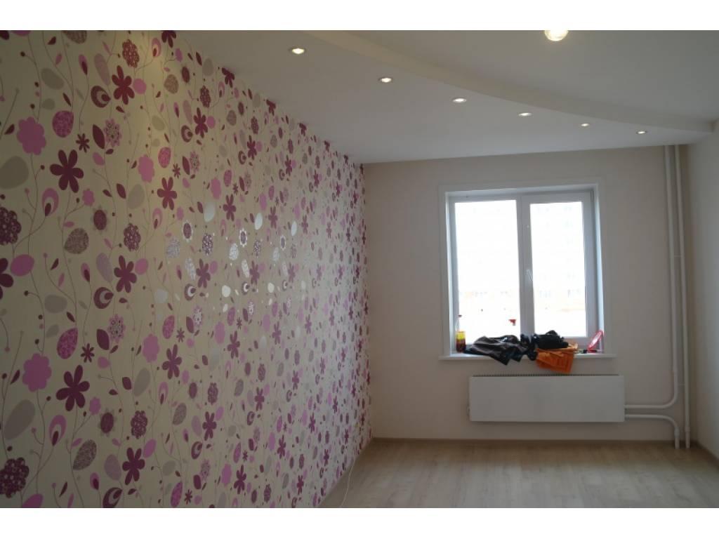 Фото косметического ремонта квартиры своими руками